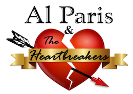 Al Paris and the Heart Breakers Logo